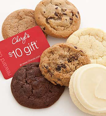 Cheryls Cookie Sampler with FREE SHIP