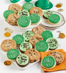 Deals on St Patricks Day Cookie Sampler