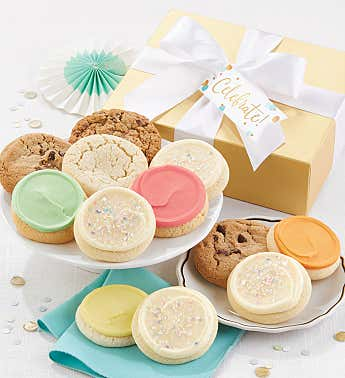 Cheryl's Celebration Cookie Gift Box