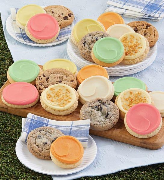 Summer Cookie Gift Box (24 cookies)