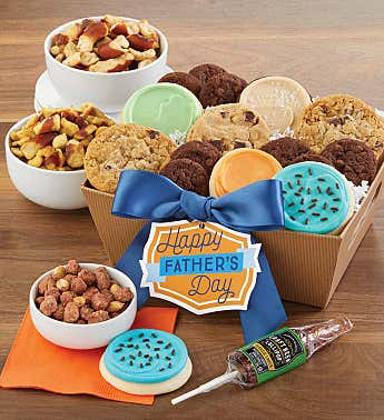 Father's Day Beer Snacks Gift Box
