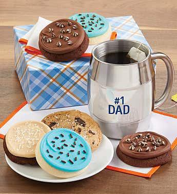#1 Dad Mug Gift