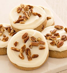 FROSTED BUTTER PECAN COOKIE