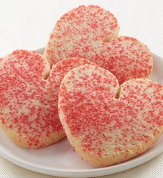 HEART BUTTER SHORTBREAD COOKIE