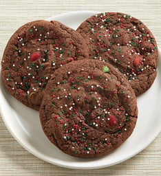 CHOCOLATE HOLIDAY CANDY COOKIE