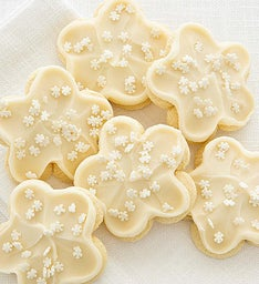 Buttercream Frosted Cookie of the Month Club