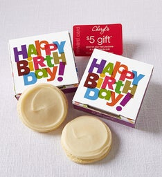 Gluten Free Birthday Cookie & Gift Card