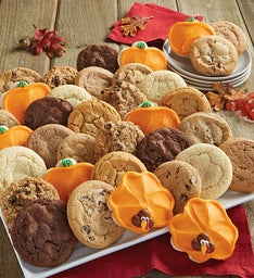 Thanksgiving Dessert Bow Box