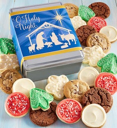 Create Your Own - Holy Night Gift Tin