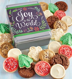 Create Your Own Joy to the World Gift Tin
