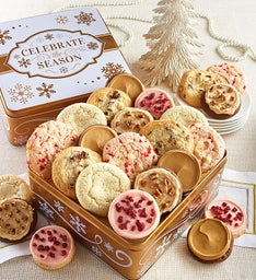 Celebrate the Season Gift Tin Create Your Own Assortment