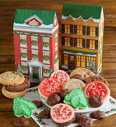 Holiday House Set of 2