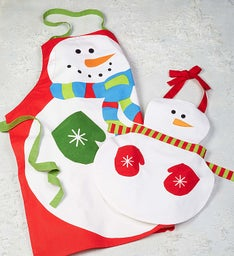 Holiday Aprons