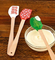 Holiday Spatulas