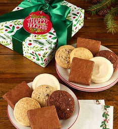 Gluten Free Happy Holiday Gift Boxes