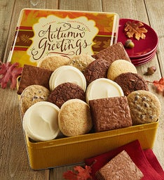 Gluten Free Autumn Gift Tin