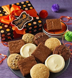Gluten Free Halloween Cookie & Brownie Gift Box