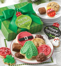 Holiday Treats Box - Merry Christmas