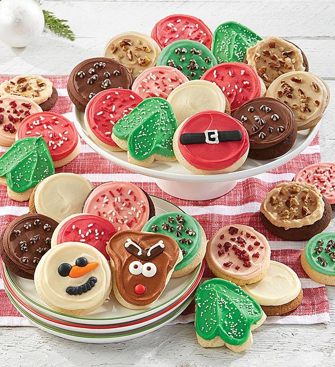 Baking Beautiful Holiday Cookies - Flourish - King Arthur Flour