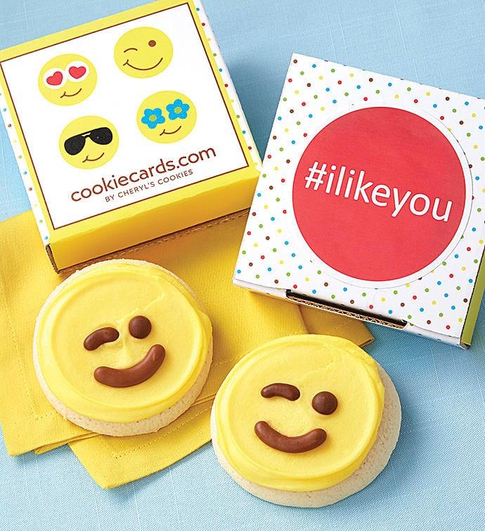 ilikeyou Cookie Card