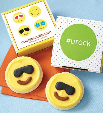 yourock Cookie Card