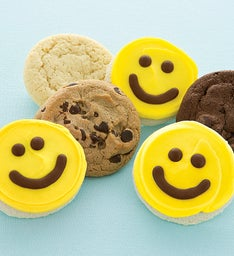 Smile Farms Gift Box  Assorted Cookies