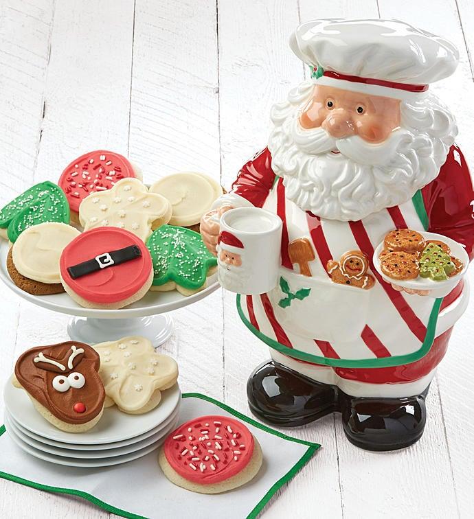Collector S Edition Santa Cookie Jar