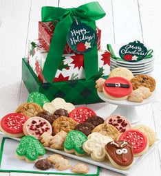 Gourmet cookies for christmas gifts
