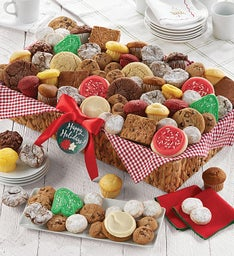 Holiday Classic Gift Basket
