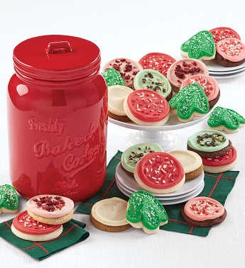 Holiday Cookie Jar Club
