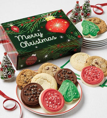 Holiday Ornament Gift Box