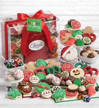 The Ultimate Holiday Candy Box