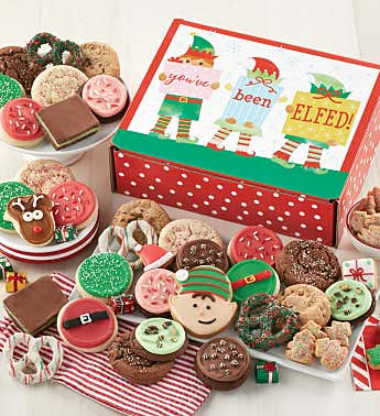 You've Been Elfed Party Box