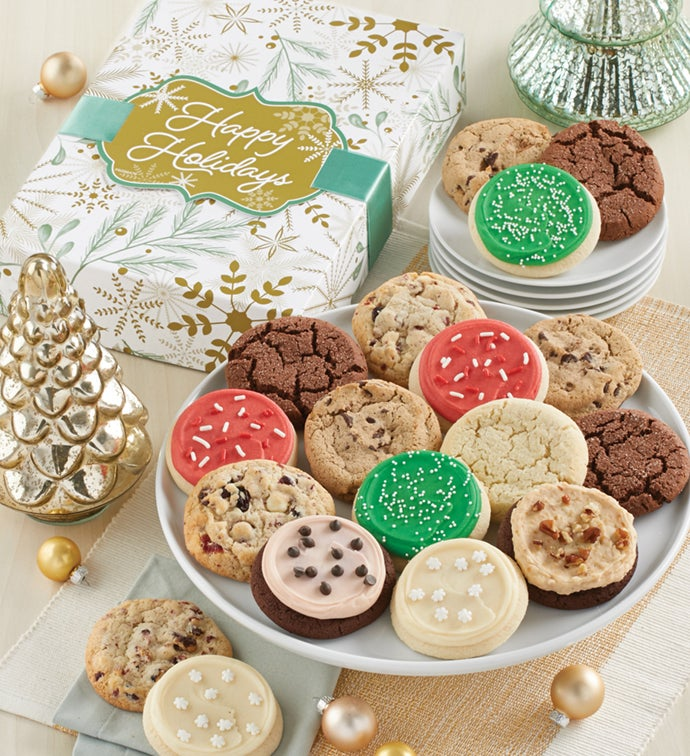 Sparkling Cookie Gift Boxes