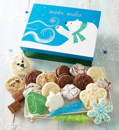 Winter Wishes  Gift Box - Treats