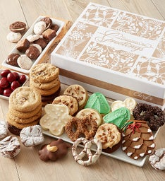 Winter Retreat Bakery Box