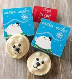 Winter Wishes Cookie & Gift Card
