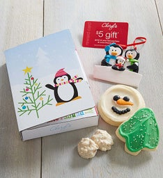 Peace, Love, Joy Party Cookie & Gift Card