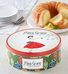 Miss Grace Lemon Cake - Retro Tin