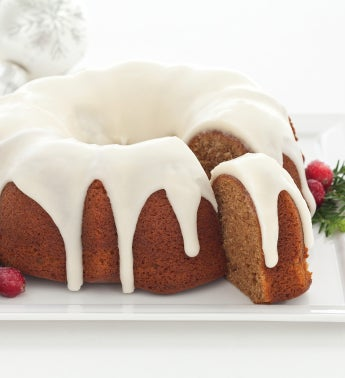 Miss Grace Gingerbread Cake