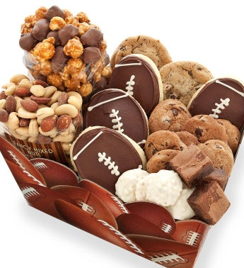 Football Snack Box