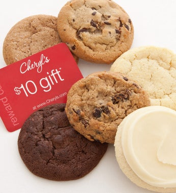 FREE 6 COOKIES plus SHIPPING