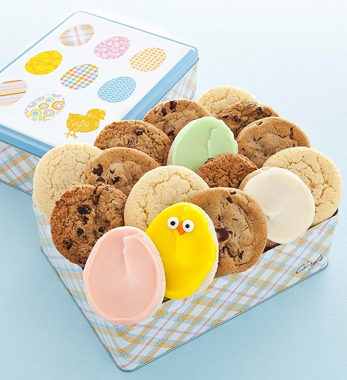 Easter gift tin ultimate assortment negle