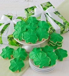 St Patrick's Day Cookie Gift Boxes