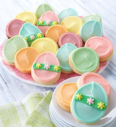 Buttercream Frosted Easter Cookie Assortment