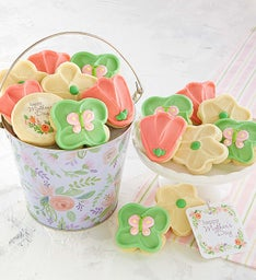Mother's Day Cookie Pail