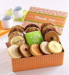 Thank You Gift Tin - Classic Assortment