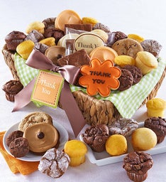 Thank You Dessert Basket - Large