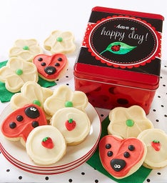 Lady Bug Gift Tin