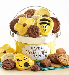 Have a Bee-utiful Day Treats Pail